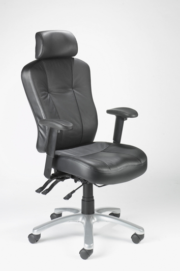 Zircon ZH1 24/7 Leather Office Chair - Click Image to Close