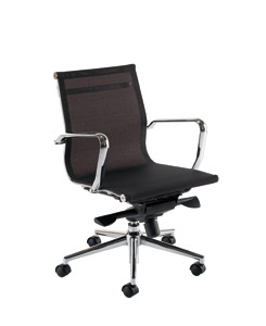 Breeze BM2 Black Designer Mesh Chair