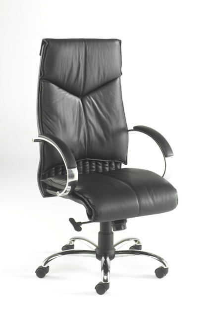 Valentino V7 Executive Leather Office Chair