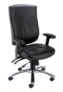 Virtuo 24/7 Leather Office Chair